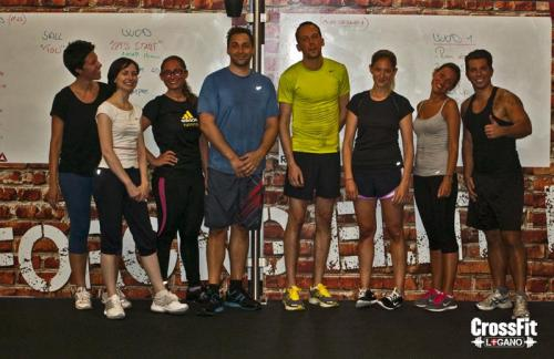 CrossFit Lugano on-Ramp 001